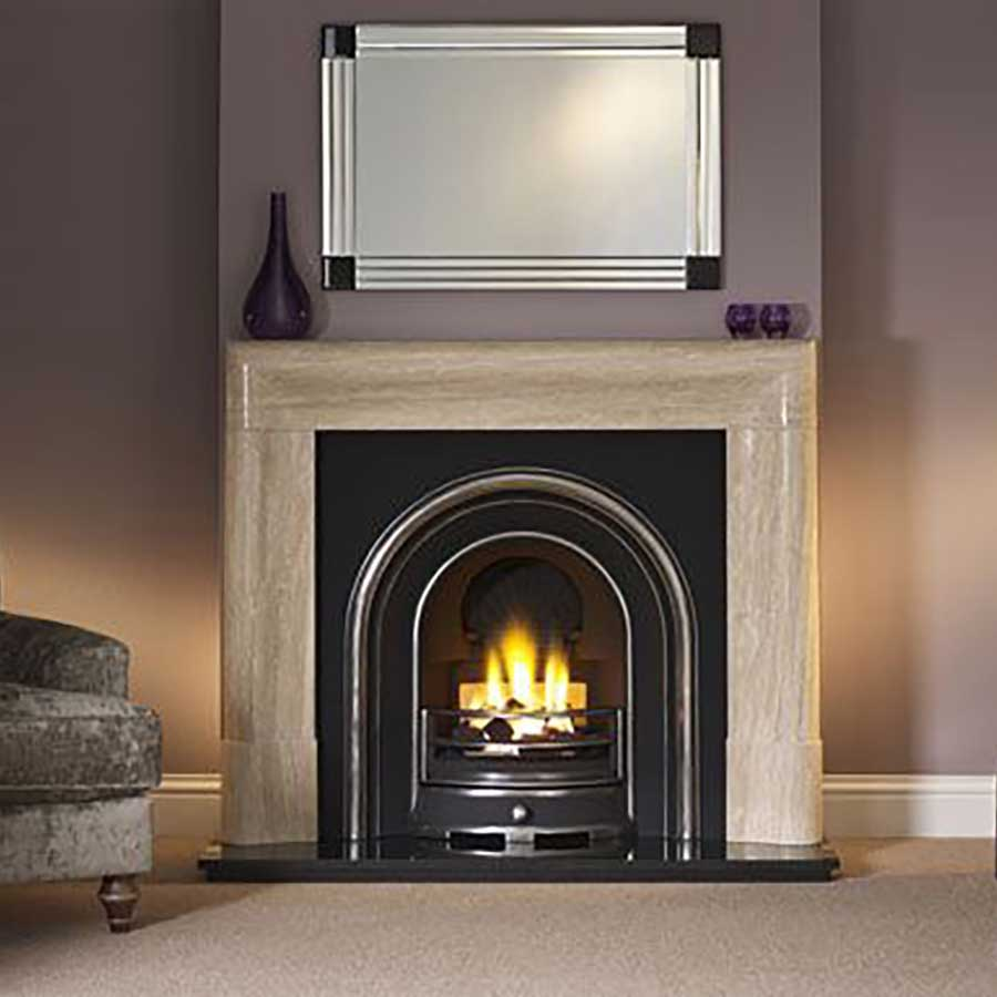Fireplaces at