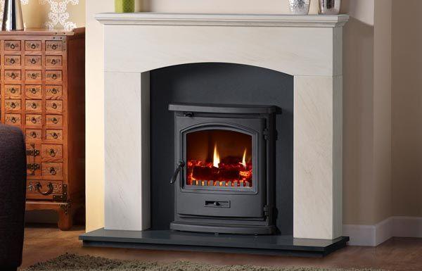 Faro 48 Portuguese Limestone Chiltern Fireplaces