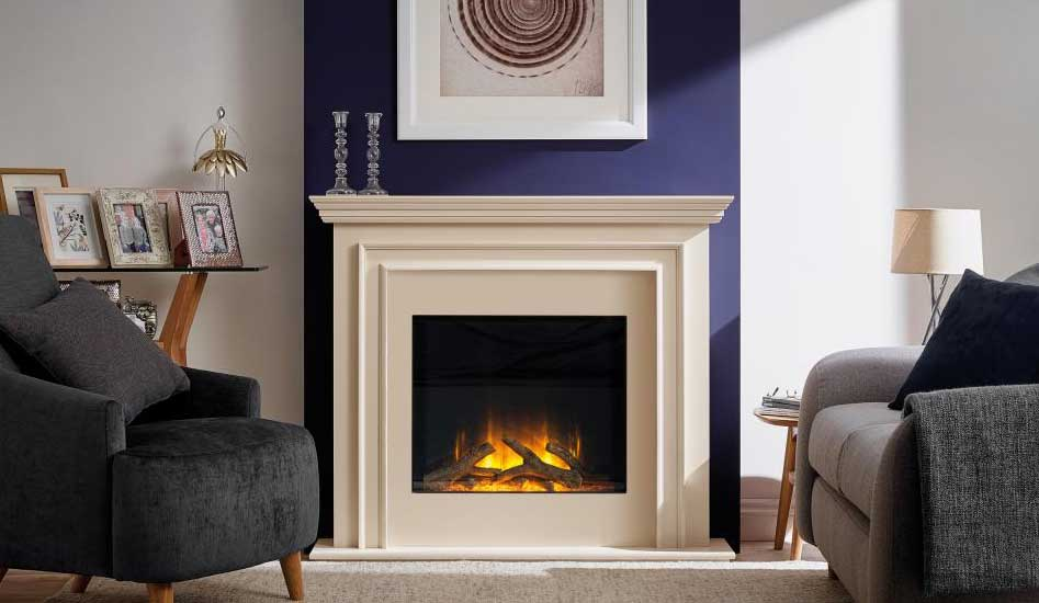 Princeton Suite Chiltern Fireplaces