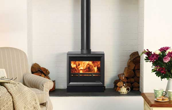 Stovax Boiler Stove Wood Burning