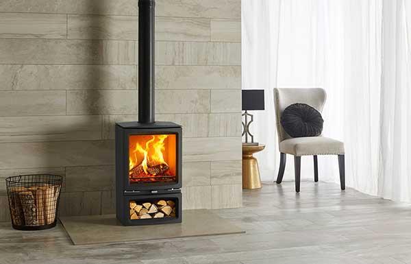 Vogue Medium Woodburning